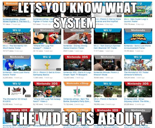 youtube,nintendo