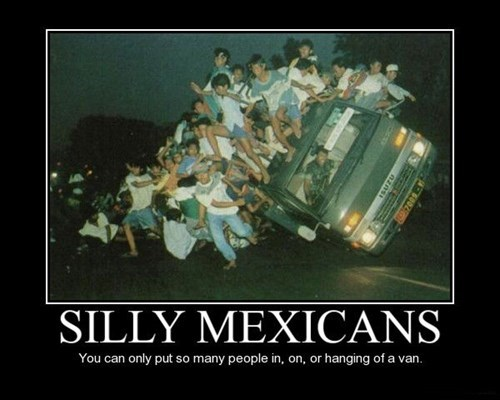 mexico van people wtf funny