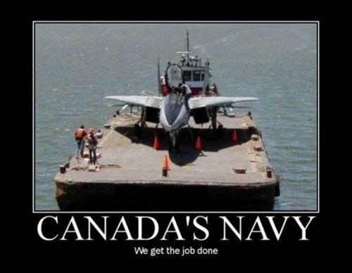 Canada fearsome navy funny - 7755693312