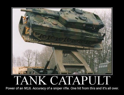 wtf catapult tank funny - 7755725824