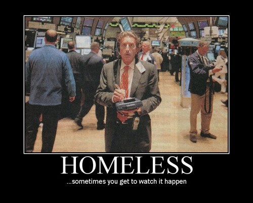 dicks homeless Stock Market funny - 7755733248