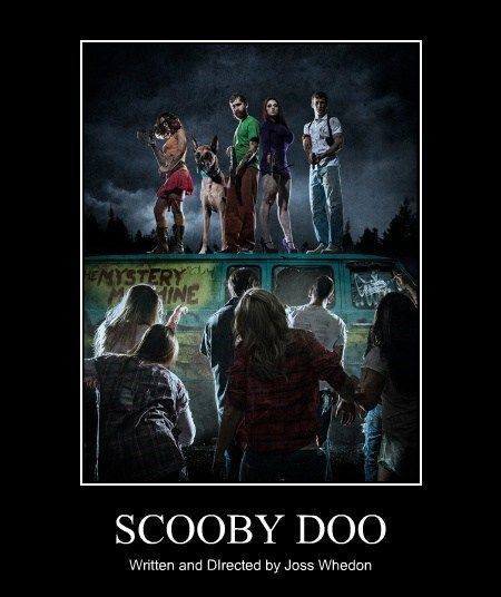 scooby doo mystery machine funny