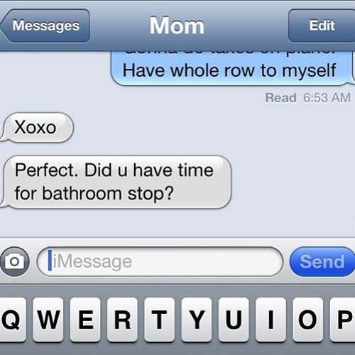 text moms parenting funny
