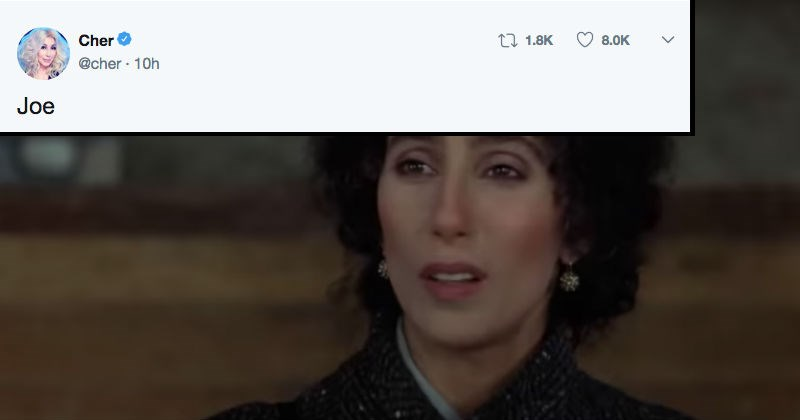 twitter social media ridiculous funny cher - 7756805
