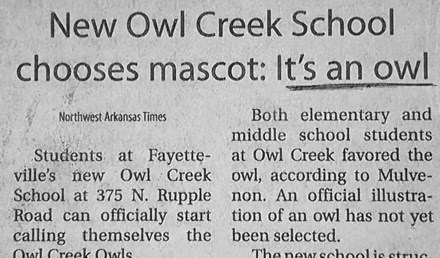 mascot news obviously newspaper