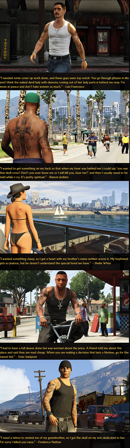 Video Game Coverage,grand theft auto v