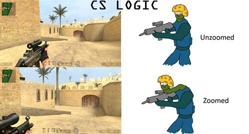 counter strike video game logic - 7757314560