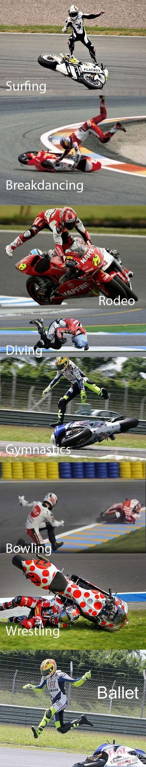 sports,motorcylces,americana