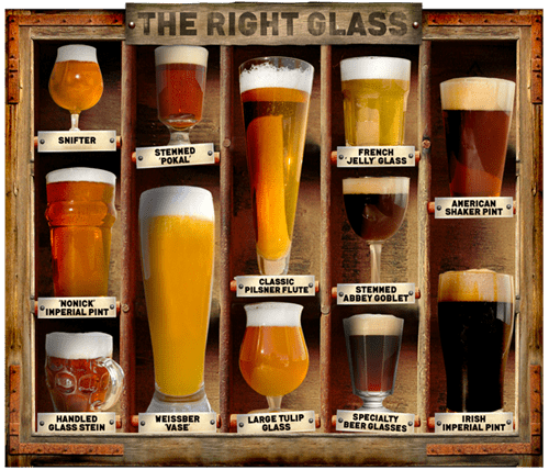 beer styles glass funny - 7757993216