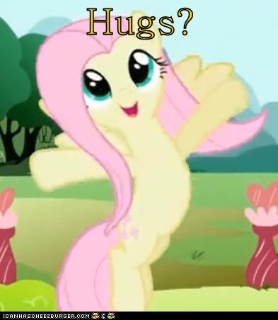 Hugs?