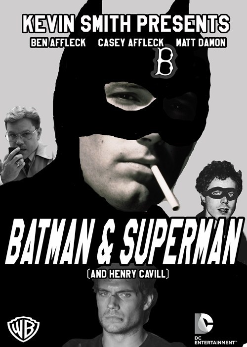 batfleck posters batman