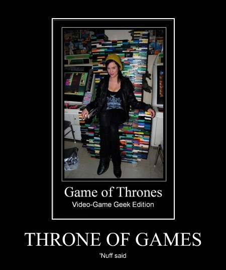 Game of Thrones video games funny - 7760089088