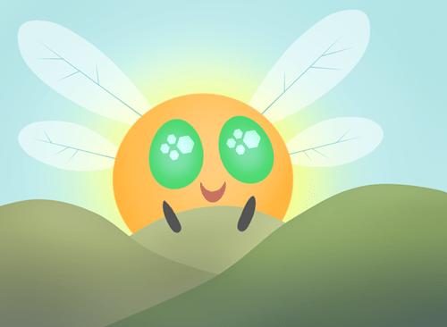 parasprites,sun