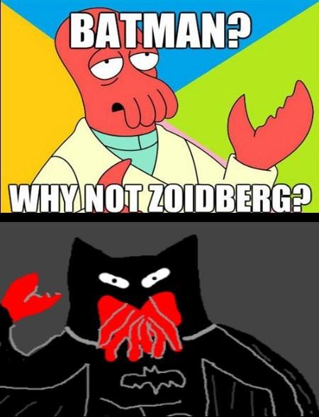 ben affleck batman Zoidberg funny - 7760400640