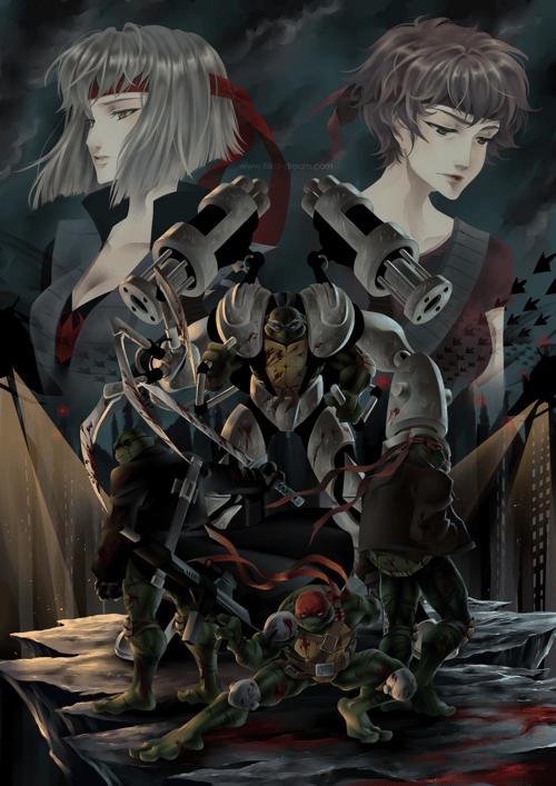 TMNT Fan Art - 7760559616