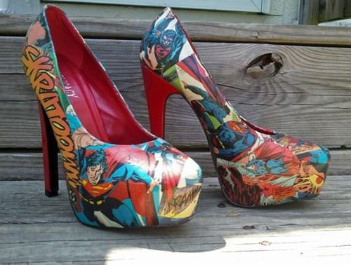 heels,for sale,superheroes,superman,shooes