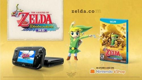 Video Game Coverage wii U zelda - 7760720896
