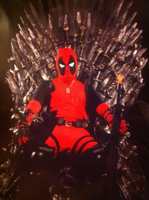 cosplay,Game of Thrones,deadpool