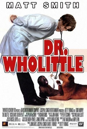 Mat Smith doctor who doctor dolittle - 7761228544
