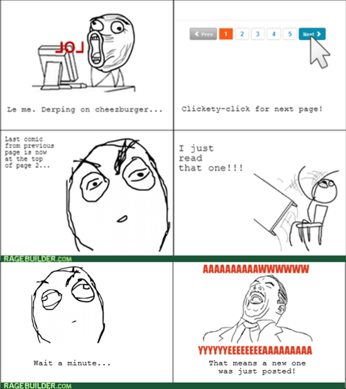 new posts aww yeah worst thing ever reading rage comics - 7761697536