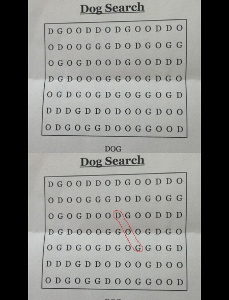 word search dogs funny - 7762028544