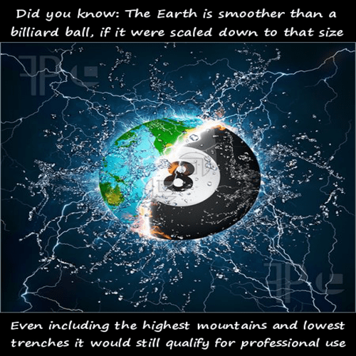 awesome 8 ball funny earth - 7762263552