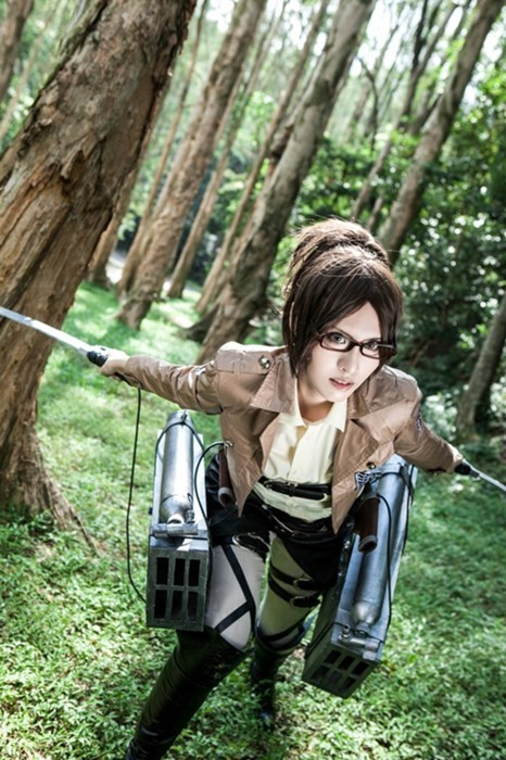 cosplay,anime,attack on titan