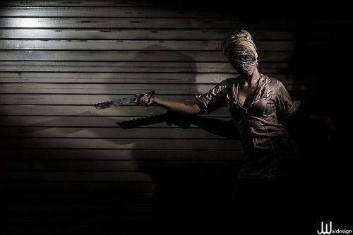 cosplay,silent hill,video games