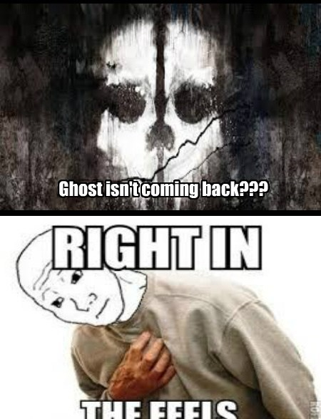 call of duty feels ghost video games funny - 7762647552