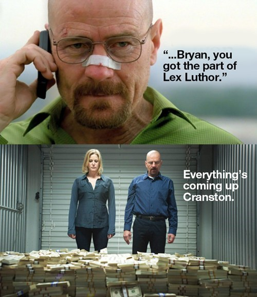 breaking bad lex luthor