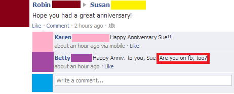 captain obvious,anniversaries