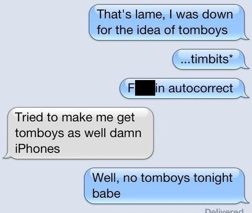 doughnuts,autocorrect,text,funny