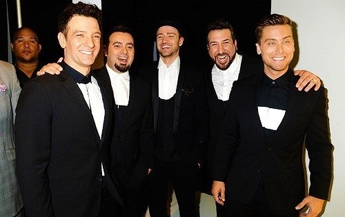 reunion,MTV VMAs,nsync,Justin Timberlake