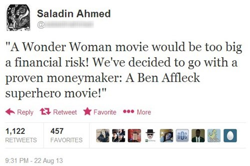 wonder woman ben affleck superheroes batman failbook g rated batfleck - 7763547904