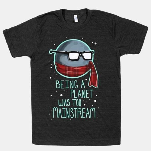 pluto planets for sale t shirts - 7763563776