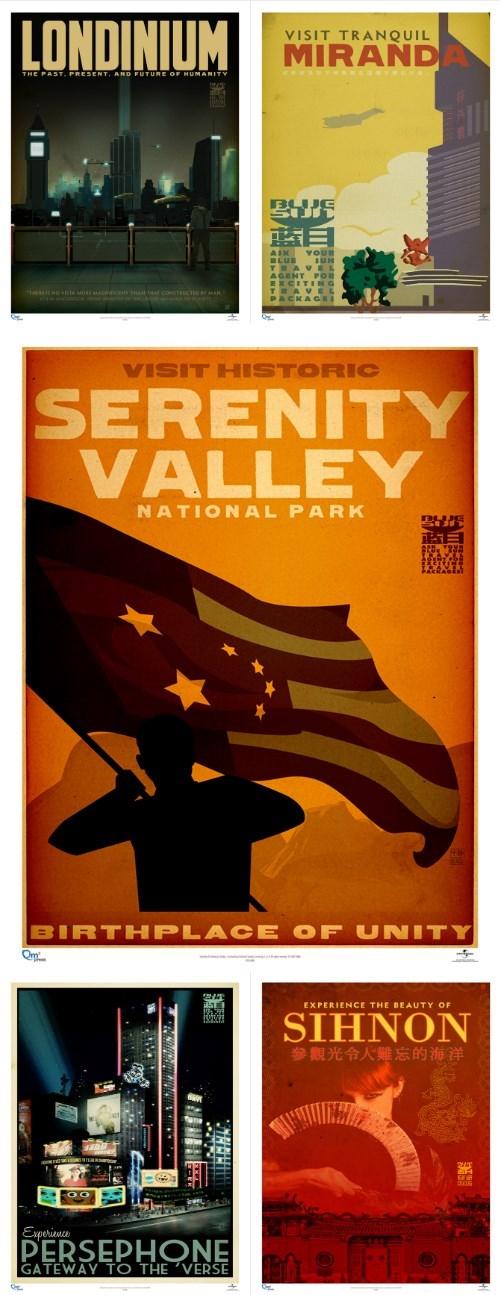 scifi Fan Art serenity Firefly Travel - 7763567872