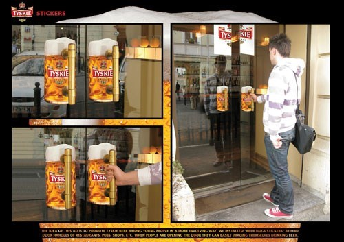 doors beer advertisments funny - 7763621632