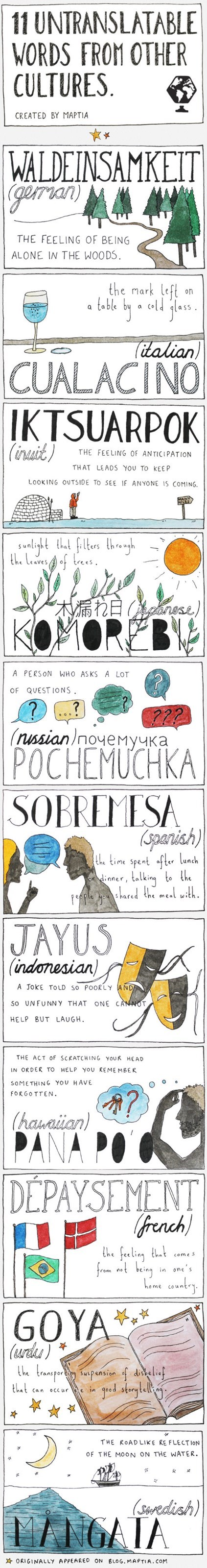 untranslatable words language funny - 7763675136