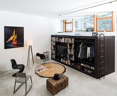 clever design apartment - 7763694848