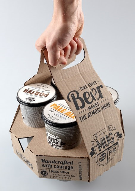 beer carry out can of the week funny mug - 7763700992
