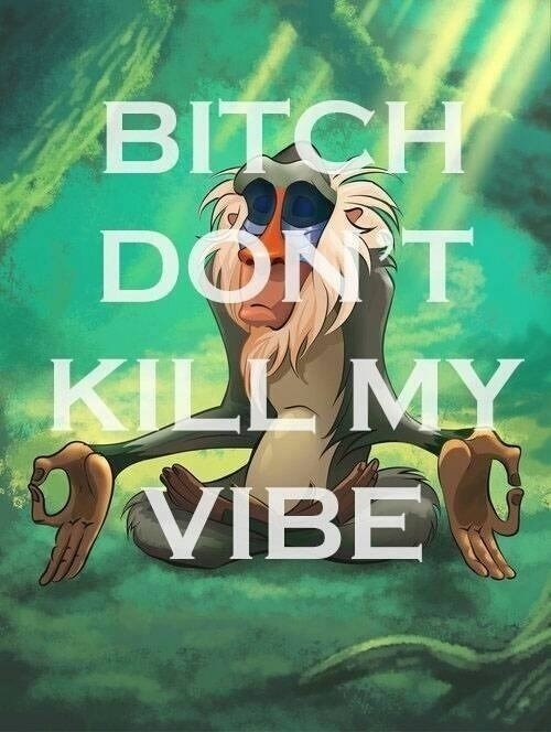 Music disney don't kill my vibe lion king - 7763715840