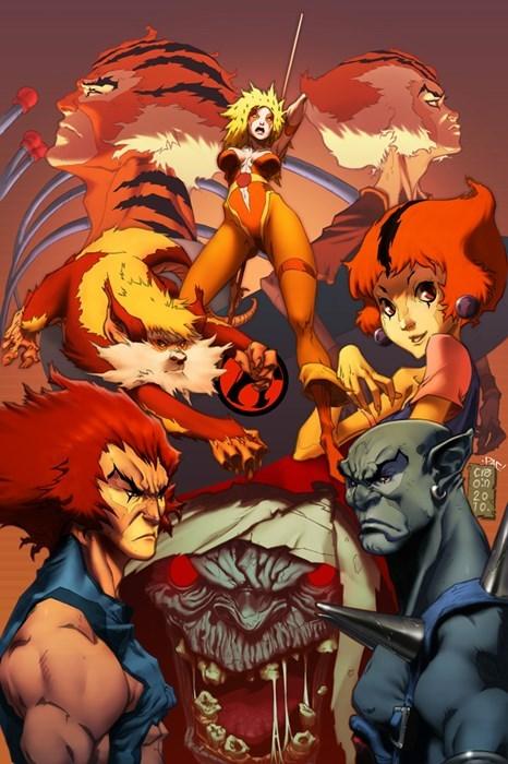 thundercats Fan Art cartoons - 7763724544