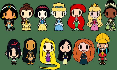 disney disney princesses kuzco - 7763748864