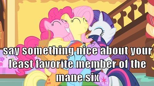 ponies Bronies mane six - 7763777792