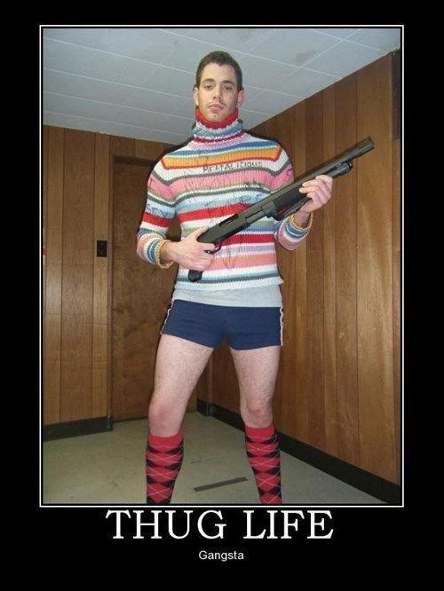 wtf thug life funny - 7763840768