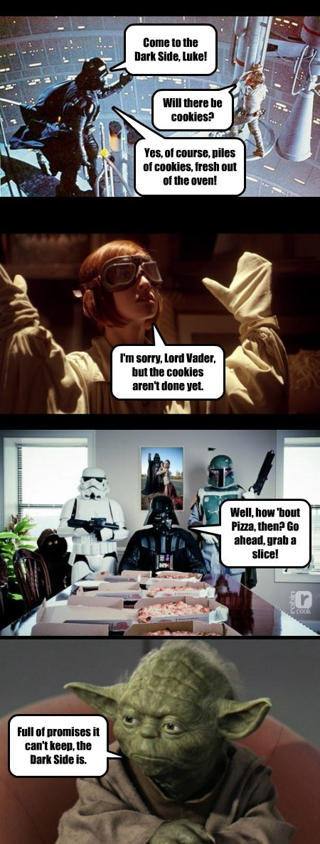 star wars,cookies,funny,darth vader