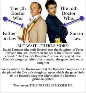 classic who 5th doctor 10th doctor doctor who