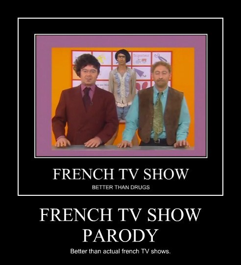 parody,TV,french