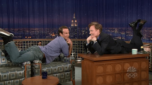 talk show Team Coco cute will arnett conan obrien - 7765171712