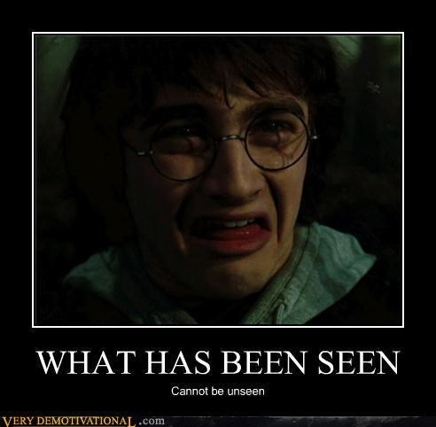 Harry Potter unsee limits funny - 7765444608
